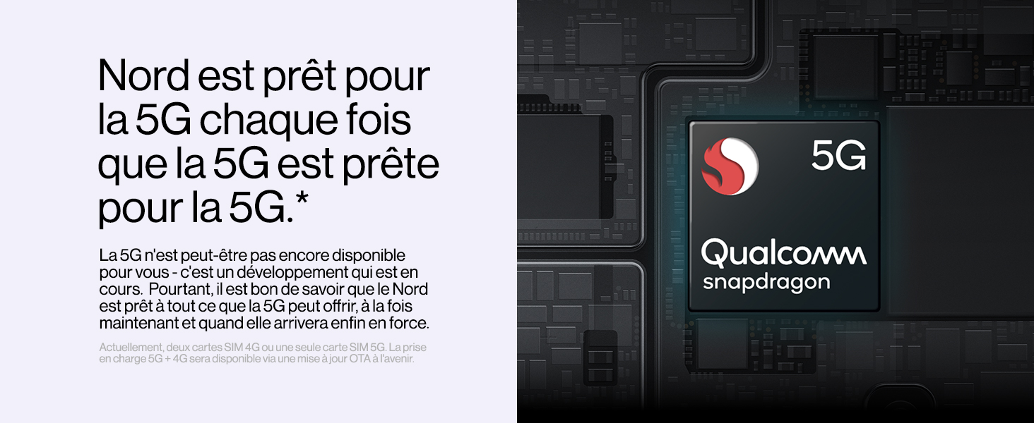 OnePlus Nord, Smartphone, OnePlus, 1+ Nord, 1+, 5G