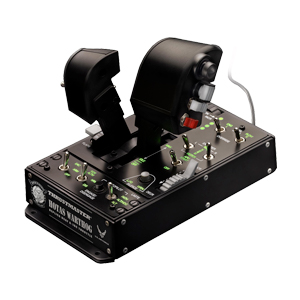 thrustmaster, hotas warthog, mando de potencia, joystick pc, simulacion aerea, simulacion de vuelo
