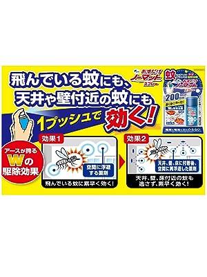 蚊 ハエ 蠅 殺虫剤 虫ケア用品 虫ケア おすだけ ノーマット スプレー 虫よけ 虫除け