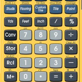Calculated industries 4019 materials for Material calculator for house