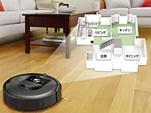 ルンバ,roomba,ロボット掃除機,掃除機,ルンバi7,