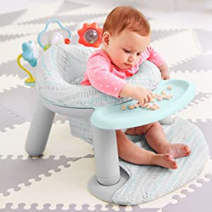 Skip Hop, sit me up floor seat, baby seats for sitting up, baby sit up chair, sit me up, bumbo