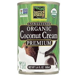 Amazon.com : Native Forest Organic Premium Coconut Cream ...