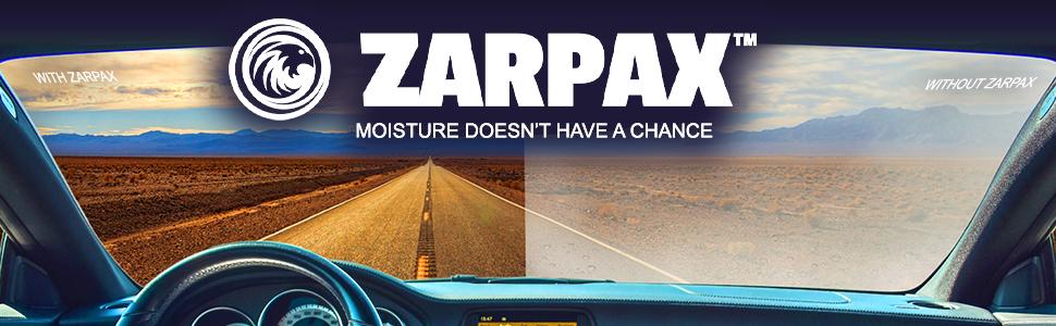 zarpax portable reuseable dehumidifier