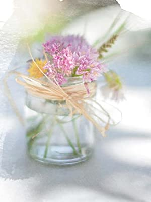 Flowers, finding gratitude, flower jar