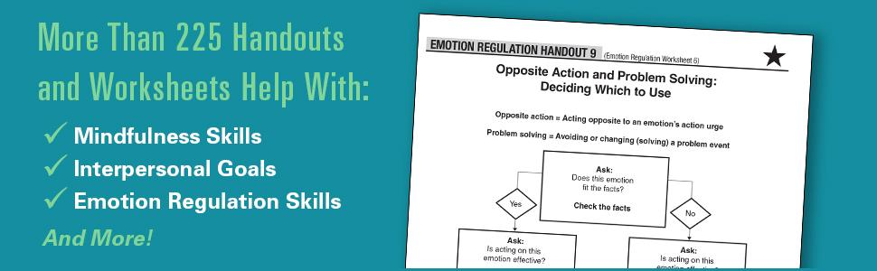DBT® Skills Training Handouts and Worksheets, Second Edition ...