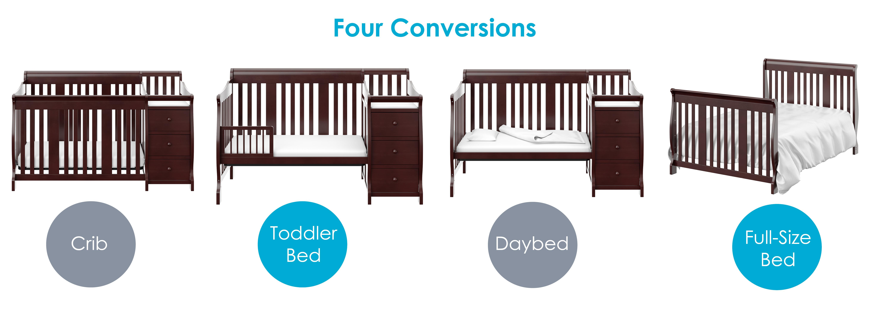 Full Size Bed Rails For Storkcraft Crib. Amazoncom Stork ...
