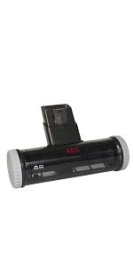 AEG HX6-8DB-W Aspiradora de Mano, 4.8 V Baterías Ni-Mh, 8 min ...