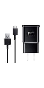 Cargador de pared USB-C de carga rápida de 15 W