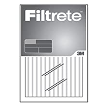 Illustration of Filtrete air filter in packaging