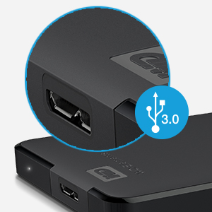 WD, WD Elements, Portable Storage, USB 3.0