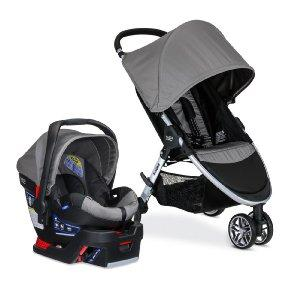 2017 B-Agile 3 / B-Safe 35 Travel System