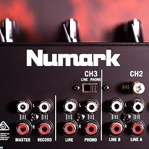 LM | M4 Numark New Content