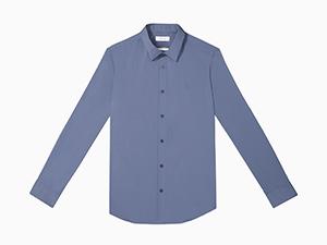 The Stretch-Cotton Shirt