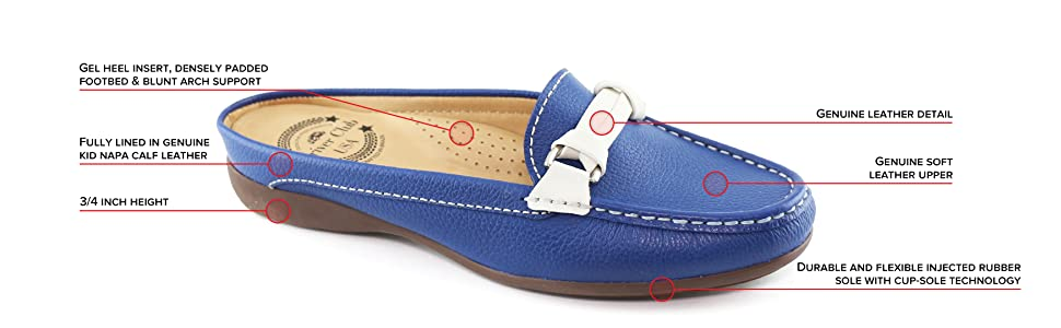 DC USA, Sandal, Mule, Women, Comfort, Slide