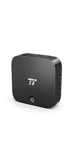 TaoTronics Bluetooth トランスミッター&レシーバー