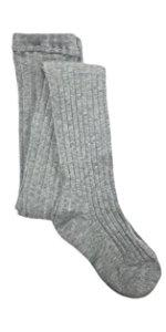 Jefferies Socks Girls' Rib Tight