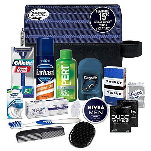 Amazon Com Convenience Kits Men S Premium Necessities