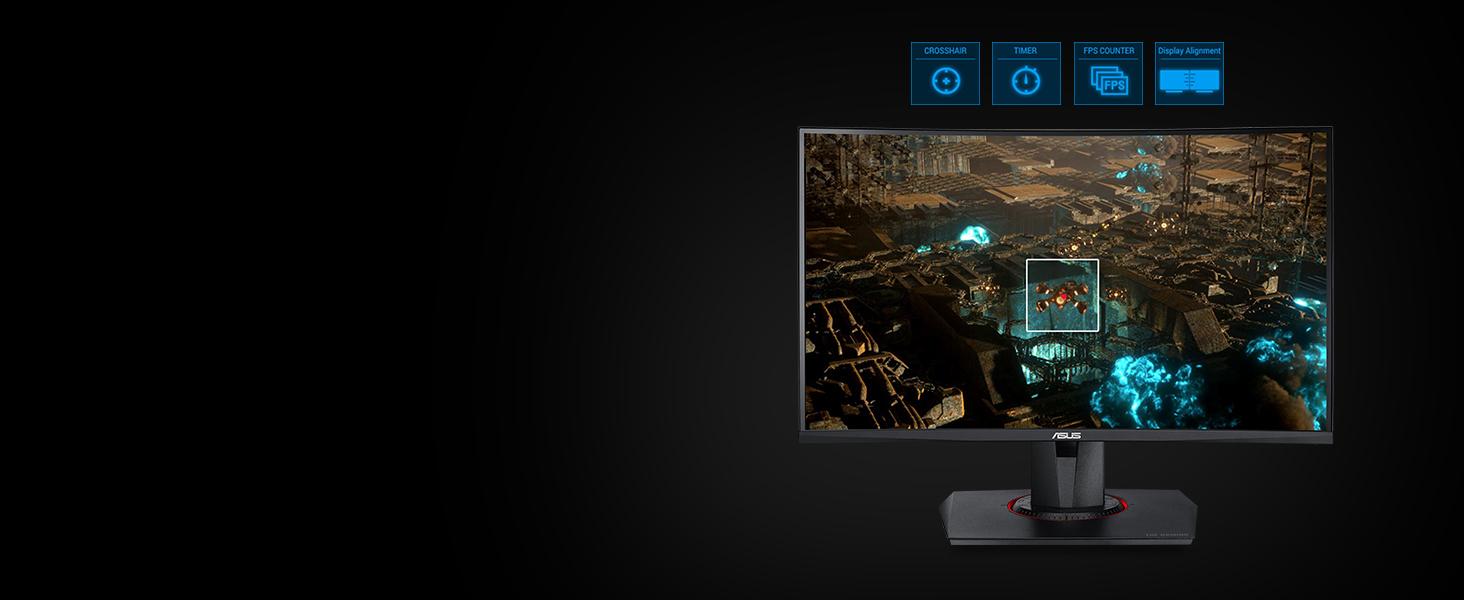 gaming monitor;computer monitor;27 inch monitor;pc monitor;1080p monitor;hdmi monitor