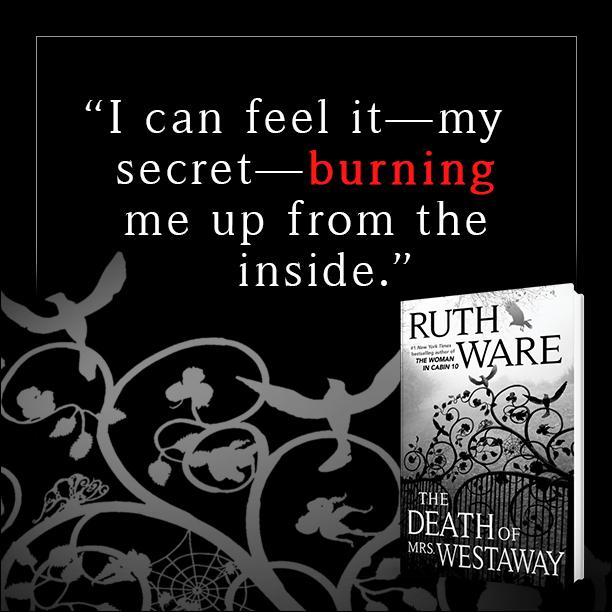 00f04e289bf885 The Death of Mrs. Westaway  Ruth Ware  9781501156212  Amazon.com  Books
