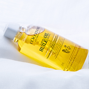 loccitane en provence oil to milk cleanser