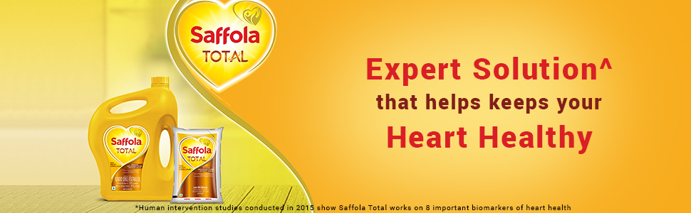 edible oil,oil,cooking oil,cooking oil for weight loss,saffola total,saffola,blended cooking oil