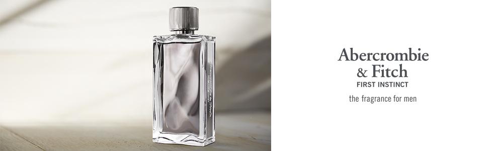 Abercrombie & Fitch First Instinct For Men Eau de Toilette, 30 ml:  Amazon.co.uk: Luxury Beauty