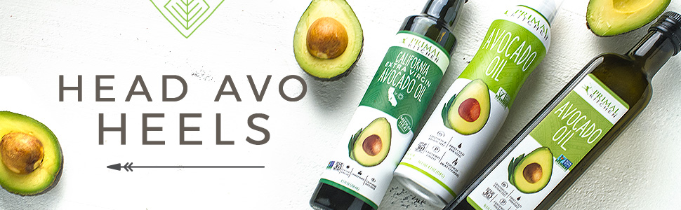 Primal Kitchen, Avocado Oil, Extra Virgin Avocado Oil, Spray Avocado Oil, EVAO, avocado, paleo, keto