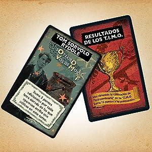 Mattel Games- Scrabble Harry Potter juego de mesa en castellano, 3.6 x 40.1 x 18.8 cm (GPW40): Amazon.es: Juguetes y juegos