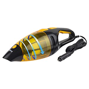 12V Cyclone Auto Vac, car vac, car vacuum, cycleone 12v, best car vac, top rated car vac, vaccuum