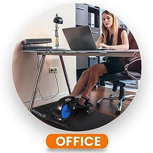 Under Desk Exercise Equipmen;Elliptical Exercise Equipmen;Compact Ergonomic Seated; Under Desk Exerc