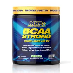 BCAA Strong, Amino Acids, Recovery