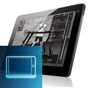 Horizon T202 Treadmill | Stream Media with Tablet Holder on Smart Treadmill