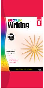 writing workbook grade 6