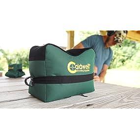 handmade shooting gun rest bag, outdoor tack driver, NKTM shooting rest bag, shooting rest bag,