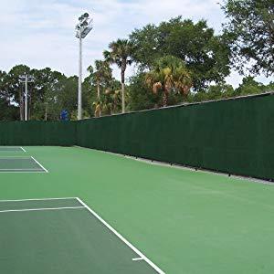 Amazon.com : Amagabeli 8'x50' Fence Privacy Screen Heavy ...