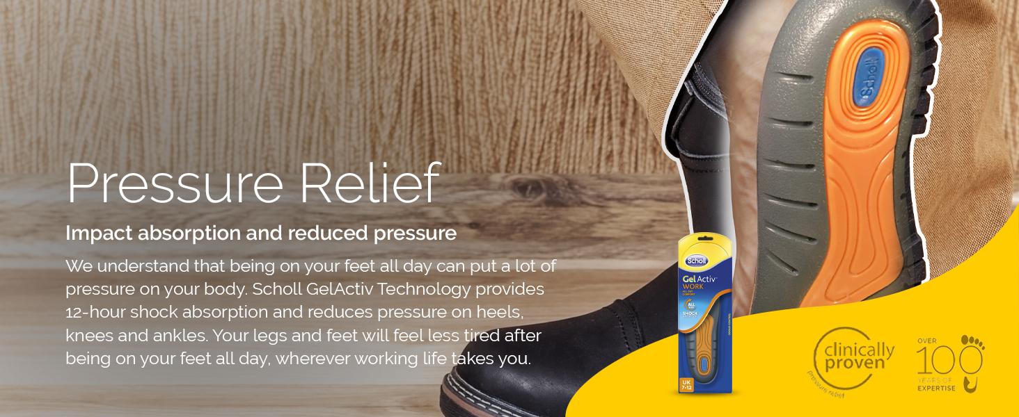 Pressure Relief