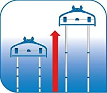 Total Stability for Easy Steaming, Tefal Expert Precision Garment Steamer