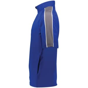Augusta Sportswear Quantum Short Sleeve Pullover Activewear