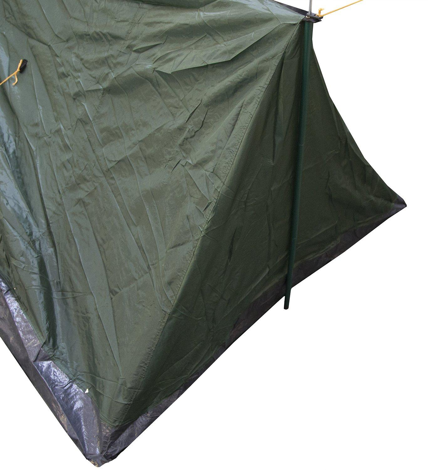 c&ing backpacking tent 2-person  sc 1 st  Amazon.com & Amazon.com : Stansport Scout A-Frame Backpackers Tent Green : Pup ...