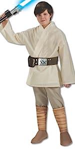 Boys Deluxe Luke Skywalker Costume