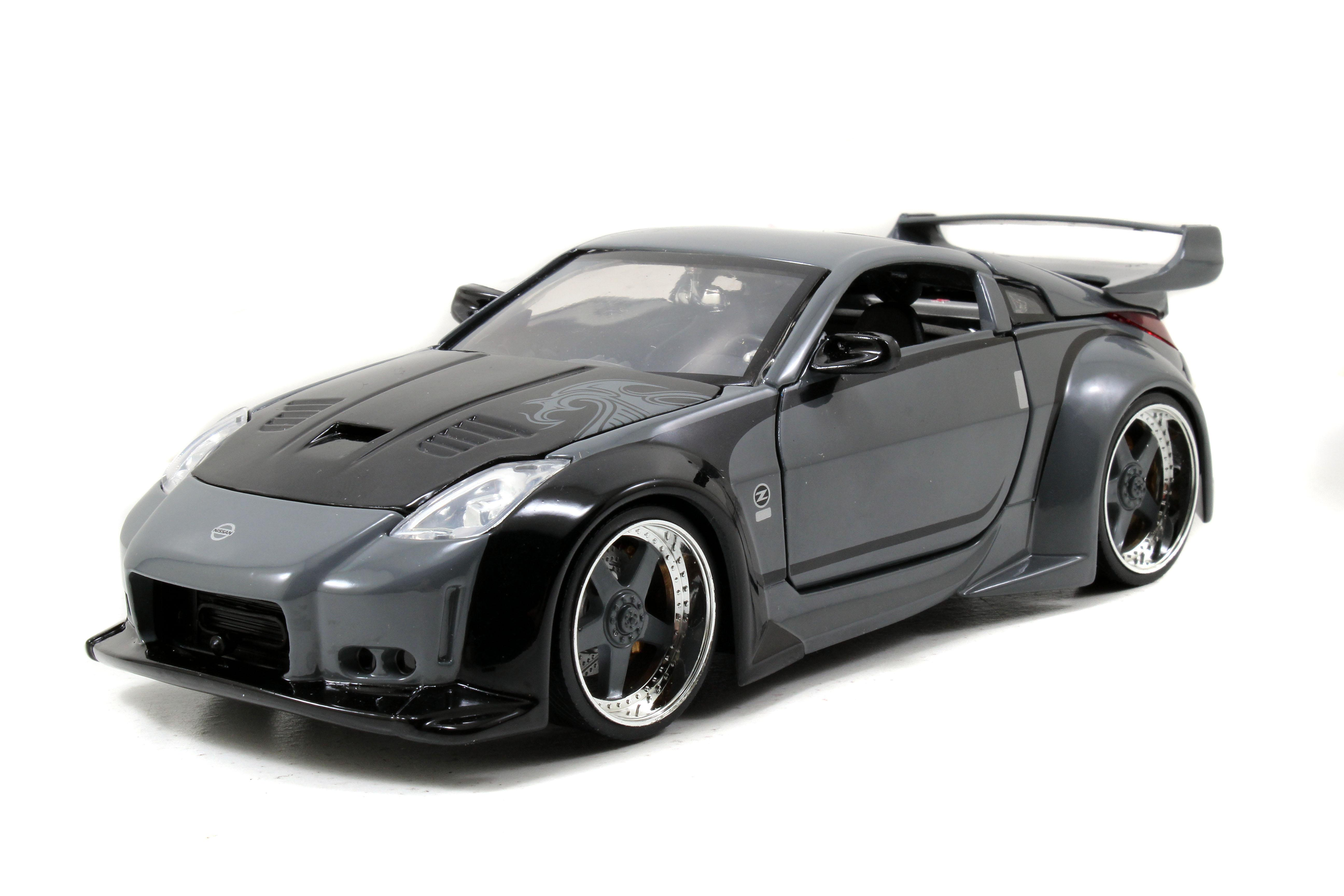 Jada Toys Fast & Furious 1 24 Diecast Nissan 350Z Vehicle