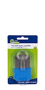 lice comb long magnifier