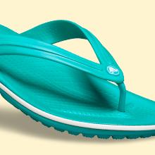 Crocband sandals