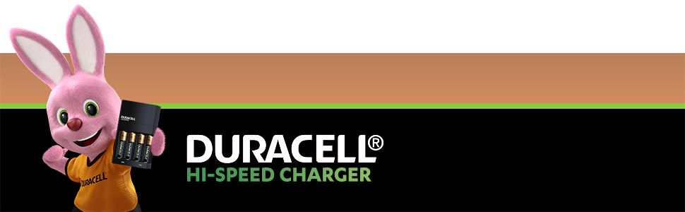 Duracell Cef14 Batterieladegerät Für 4 Stunden Inkl Elektronik