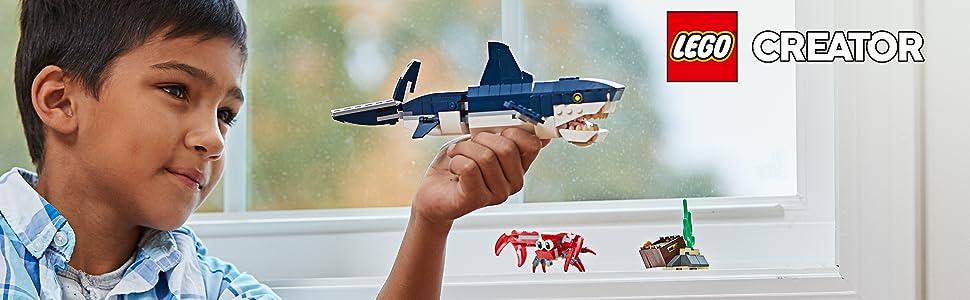 sea-creature-animal-shark-crab-treasure-underwater-ocean-reef-lego-creator-31088-fantasy-rebuild
