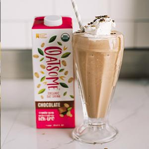 Oatsome Organic Chocolate Milk