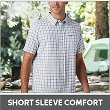 Short Sleeve Comfort