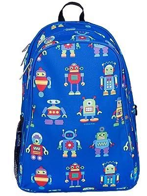 robots backpack
