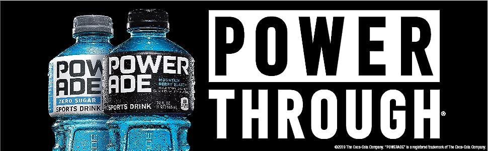 Amazon Com Powerade Electrolyte Enhanced Sports Drinks W Vitamins Orange 20 Fl Oz 24 Pack Grocery Gourmet Food